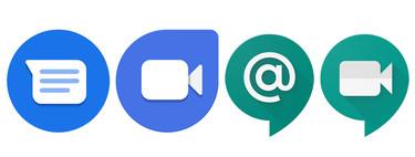 Así es la nueva apuesta de <strong>Google℗</strong> para conquistar la mensajería en 2019: Mensajes, Duo, Hangouts Chat y Meet&#8221;>    </a>   </div> <div class=