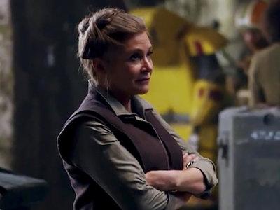 Carrie Fisher, nuestra Princesa Leia, fallece a los sesenta años