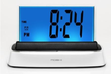Moshi IVR Alarm Clock, despertador controlado por voz