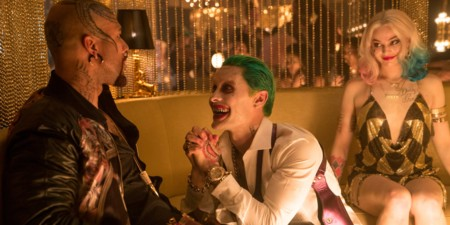 Jared Leto Joker Margot Robbie Harley Quinn Escuadron Suicida