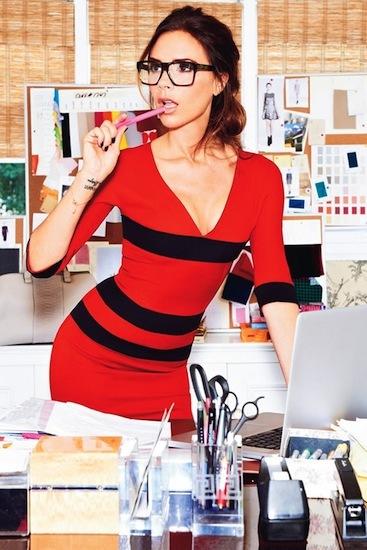 Victoria Beckham ahora diseña monturas de gafas