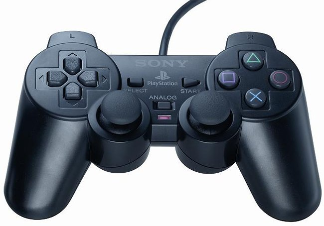PlayStation DualShock 2