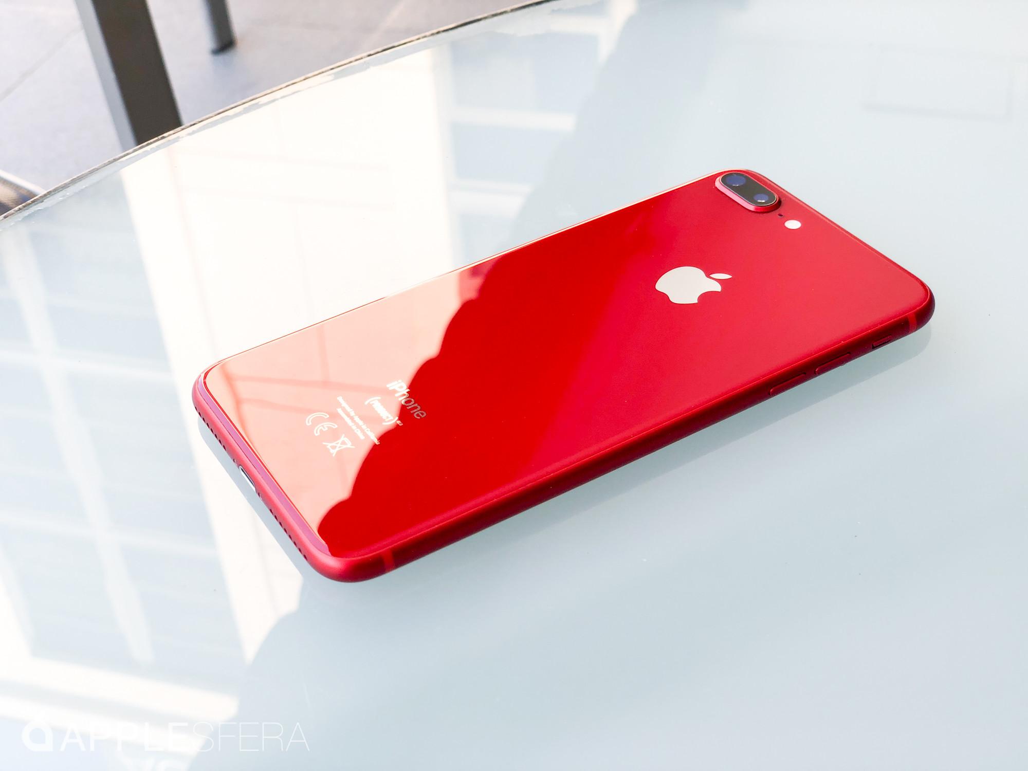 Foto de iPhone 8 Plus (RED) (16/28)