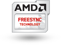AMD FreeSync Technology Logo