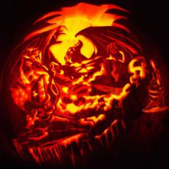 Foto 10 de 10 de la galería 10-calabazas-originales-para-inspirarte-en-halloween en Decoesfera