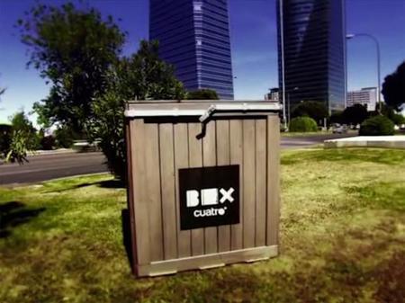 'BOX' se estrena en Cuatro el próximo domingo