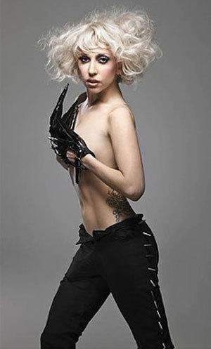 Foto de Lady Gaga en Q magazine (5/7)
