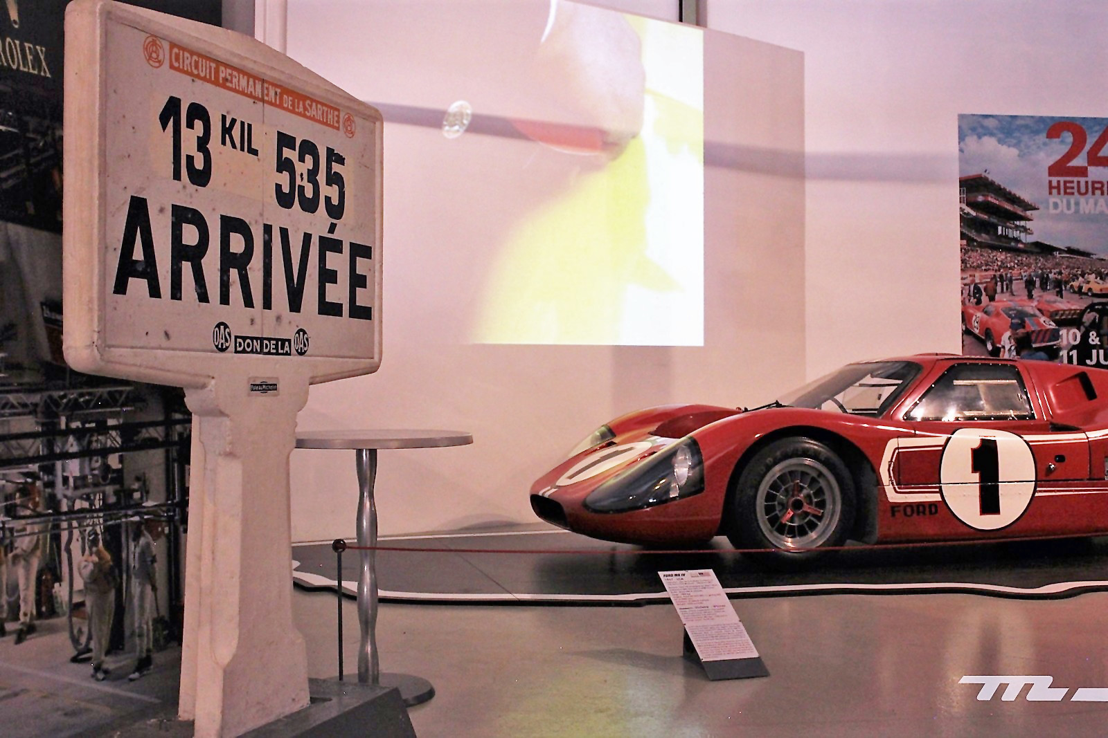 Foto de Museo de las 24 Horas de Le Mans (vista general) (16/23)
