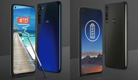 Moto G Stylus y Moto G Power: un móvil con lápiz y otro con gran batería