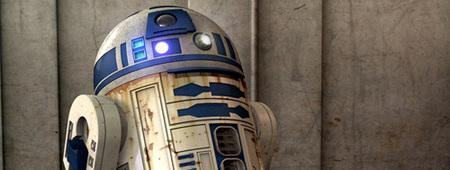 La mejor consola de la historia: un R2-D2