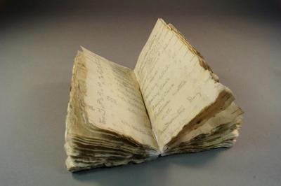 Esta es la impactante historia del cuaderno de fotografía de la expedición Terra Nova liderada por el capitán Scott