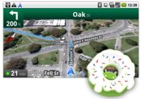 Google Maps Navigation disponible para Android 1.6