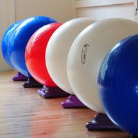 11 ejercicios con fitball para trabajar todo tu cuerpo