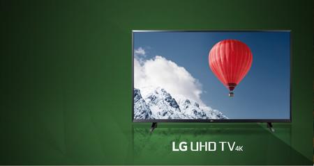 Super Weekend en eBay: Smart TV LG de 43 pulgadas con resolución 4K por 399 euros y envío gratis