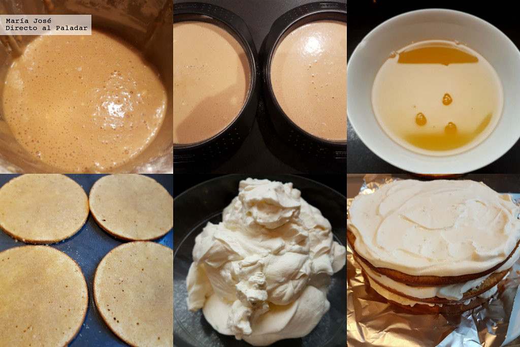 torta de mojito
