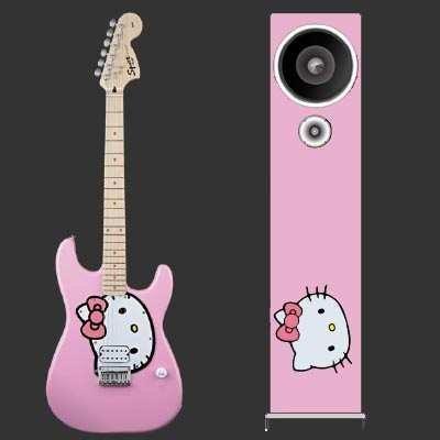Fender Hello Kitty