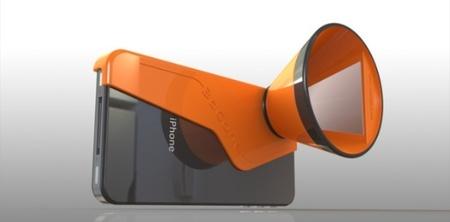 3DCone, grabación en tres dimensiones desde el iPhone