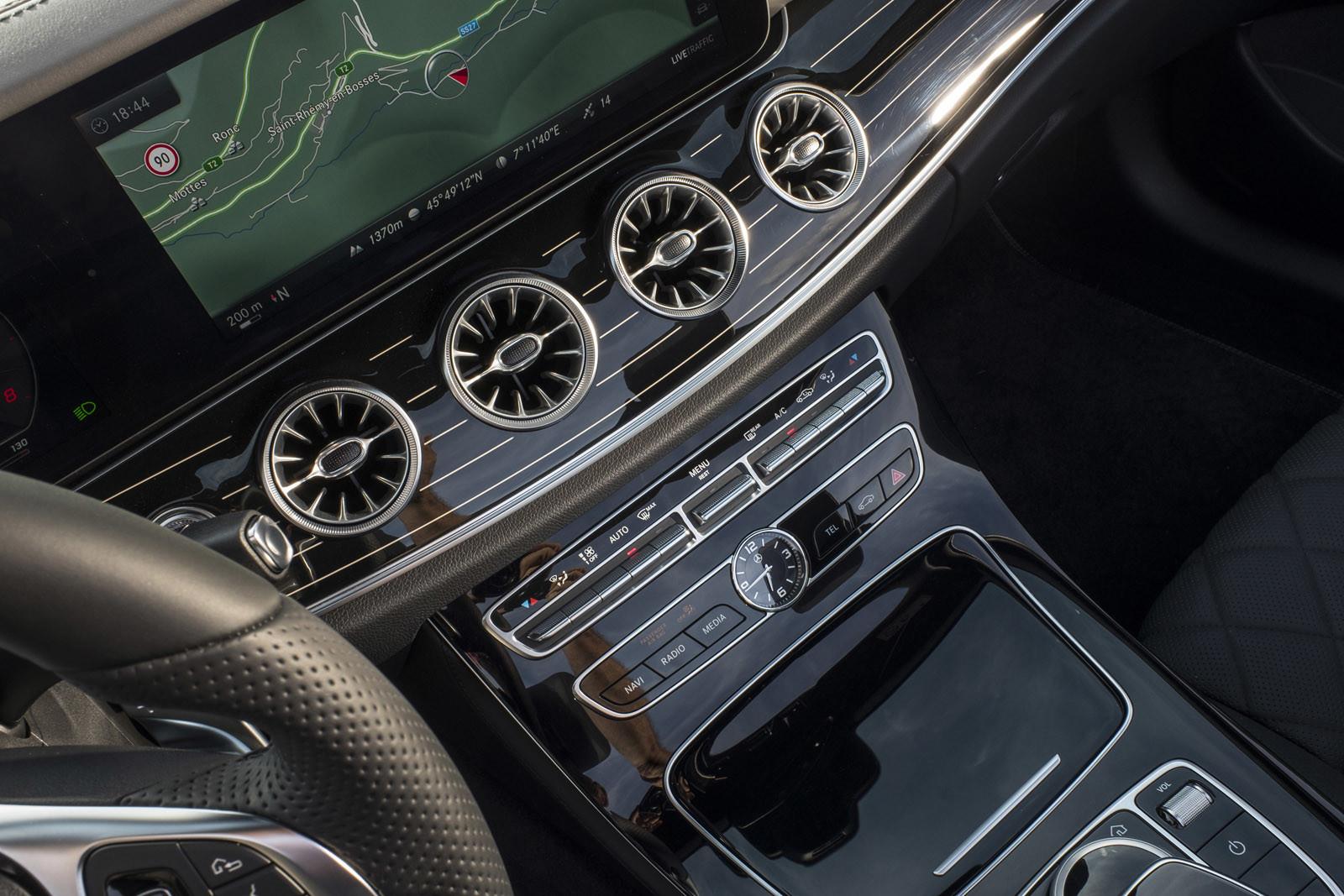Foto de Mercedes-Benz Clase E Cabrio, toma de contacto (126/156)