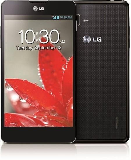 LG Optimus G - 4