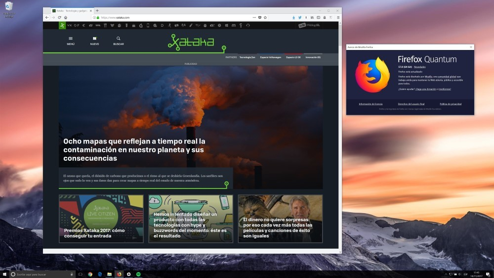 Firefox Quantum1
