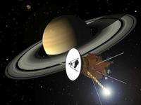La presencia de géiseres sobre Encelado podría ser el indicio de la existencia de un océano bajo la superficie de la luna
