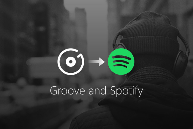 Groove Music Pass Spotify