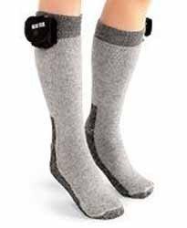 Calcetines calientes: ideales para esquiar