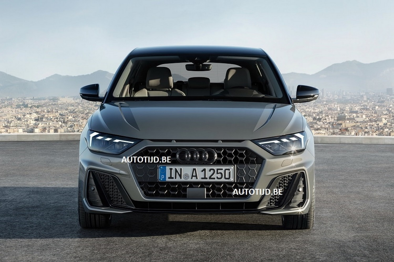 Audi A1 2019 (filtraciones)