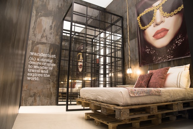 Dekton Trilium Walls Cosentino Salone Milano 16 The London Loft