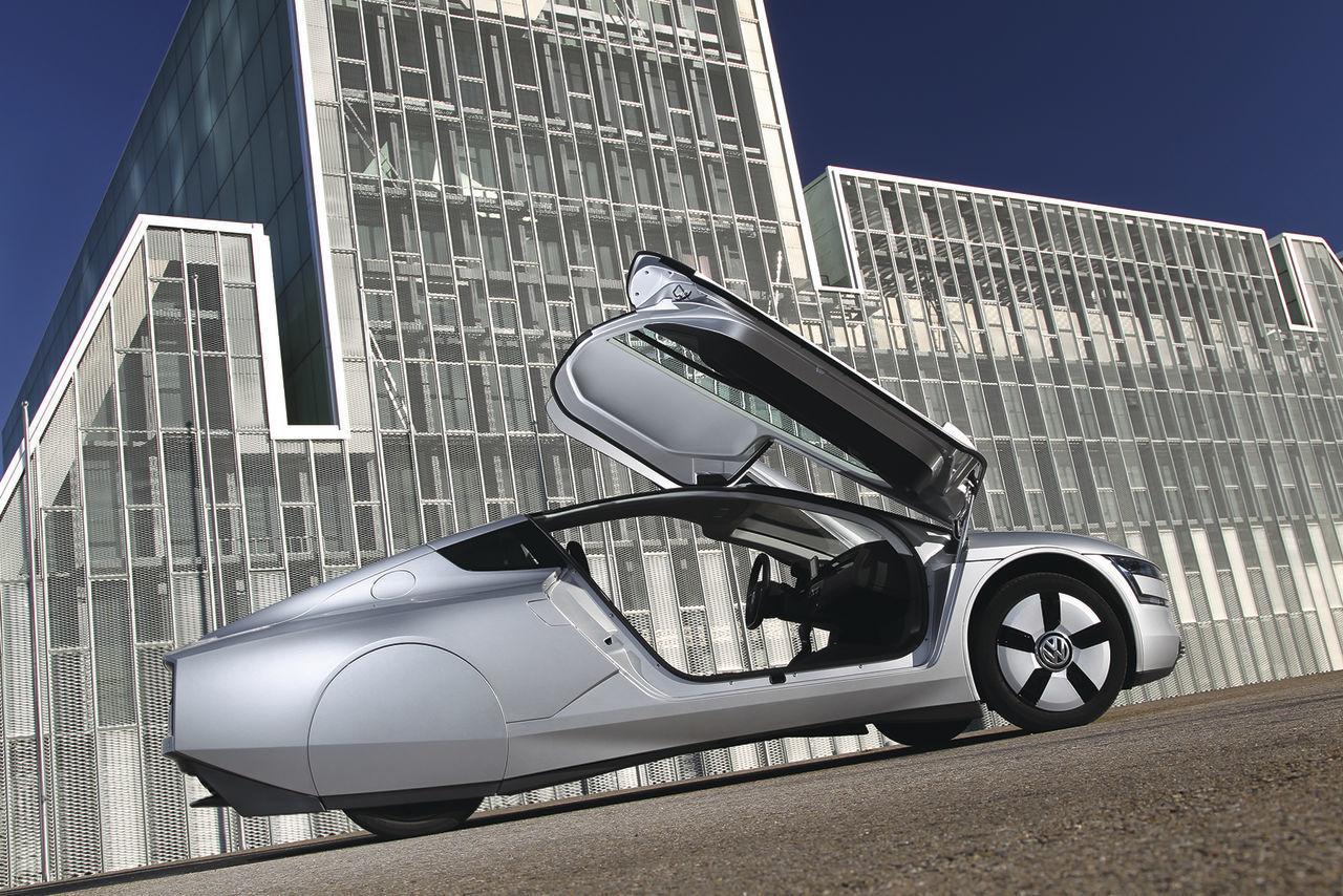 Foto de Volkswagen XL1 2013 (6/49)