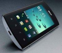 Acer Liquid Metal presentado oficialmente, estrena interfaz Breeze