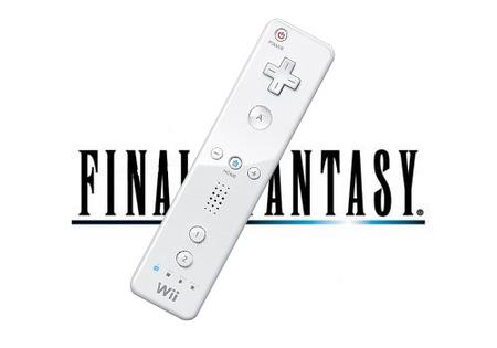 ¡Confirmado! un nuevo 'Final Fantasy' para Wii y Nintendo DS