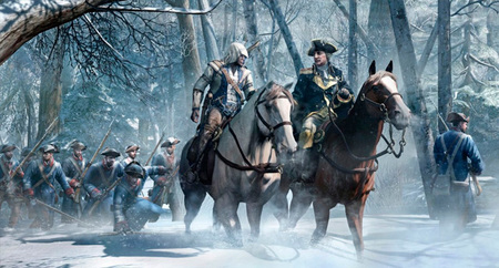 'Assassin's Creed III' recibe un parche que intentará acabar con tanto bug suelto