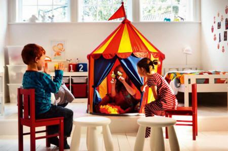 Los pequeños rincones en la habitación de tu hijo que le harán feliz