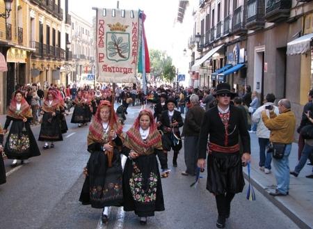 La cocina de la comarca de la Maragatería