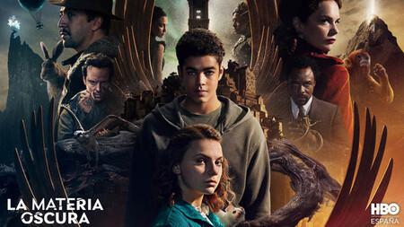 'La materia oscura': el nuevo tráiler de la temporada 2 de la ambiciosa serie de HBO pone a sus protagonistas en pie de guerra