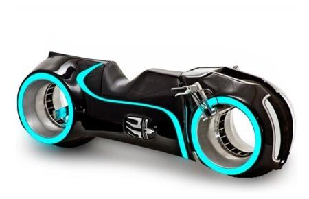 Motocicleta TRON