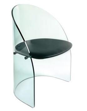 The London Glass: muebles de cristal