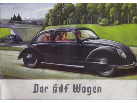 La historia del automóvil: los años 20 y 30