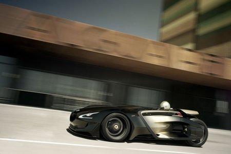 EX1, el coche eléctrico más rápido de Nürburgring