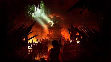 Lara Croft nos invita a un mini-tour entre las tumbas de  Shadow of the Tomb Raider