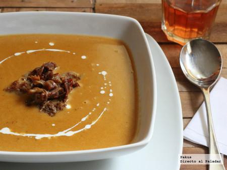 Sopa de rabo de buey, la receta de oxtail soup más sencilla y sabrosa