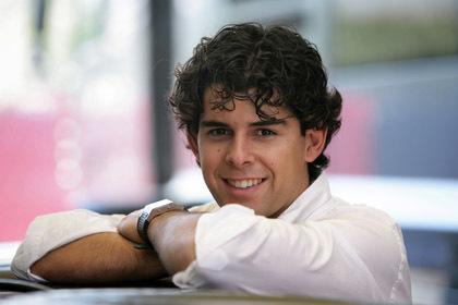 Adrián Vallés en las 24 Horas de Le Mans con Epsilon