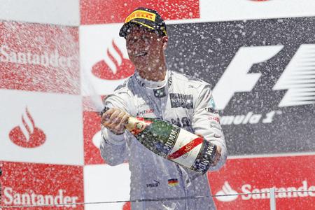 El futuro de Michael Schumacher se conocerá en seis semanas