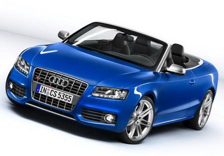 Audi S5 Cabrio