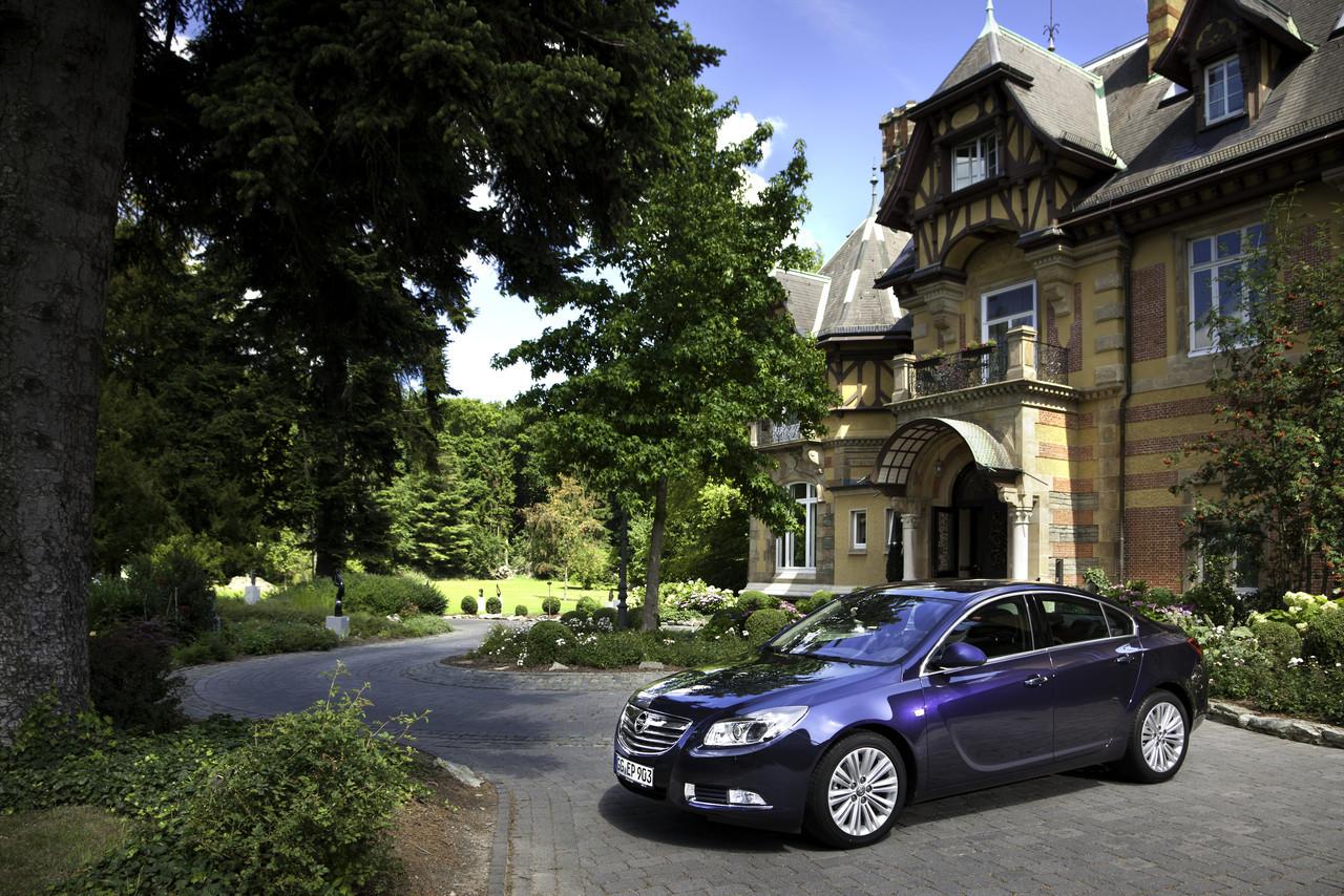 Foto de Opel Insignia 2012 (54/60)