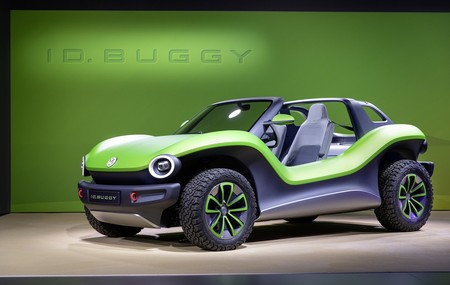 Así reinterpreta Volkswagen el clásico buggy: eléctrico y con 250 kilómetros de autonomía