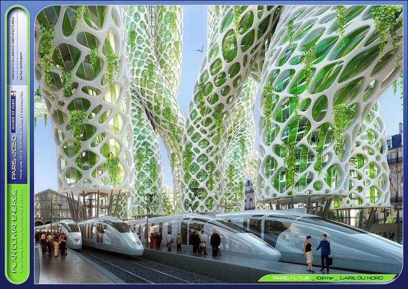 Foto de Paris Smart City 2050 (5/14)