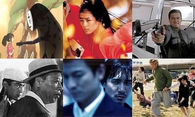 Recomendaciones para regalar en Navidad: cine asiático