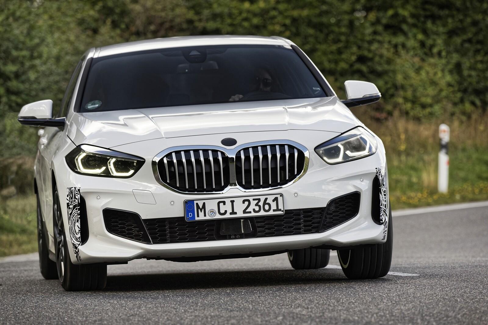 Foto de BMW 128ti 2021 (14/21)